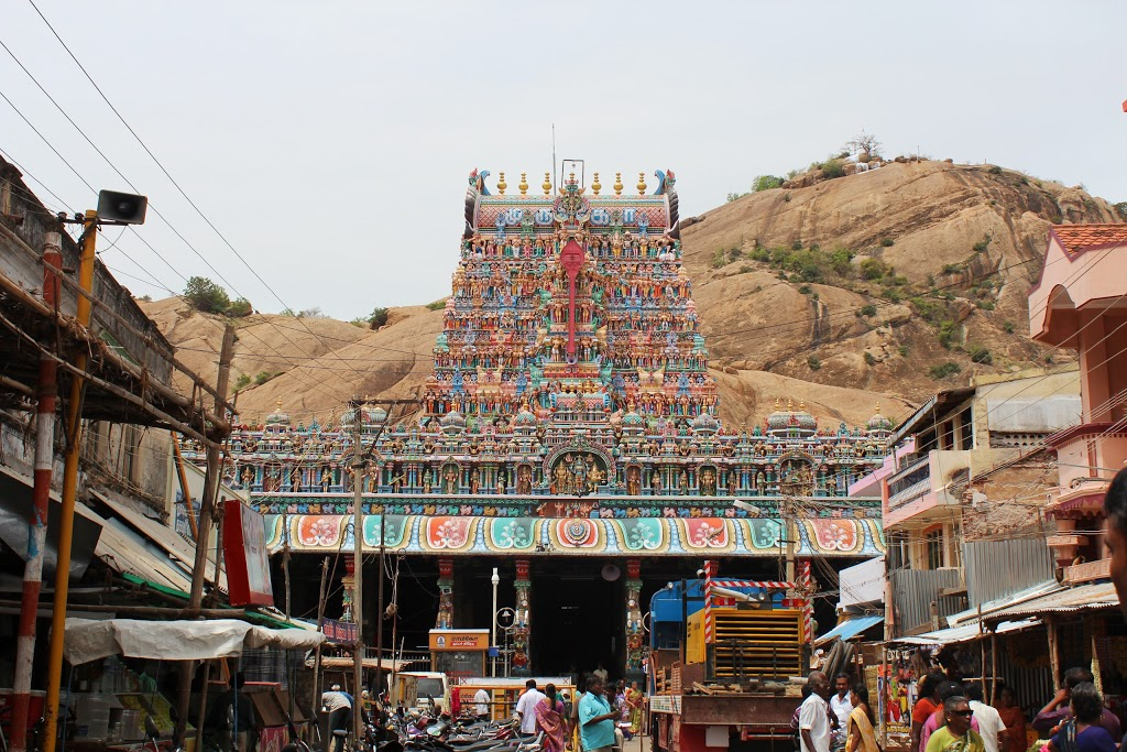 Road trip to the land of temples – VI – Lord Muruga's Aarupadai Veedu –  Thiruparankundram | Highway - the only way !